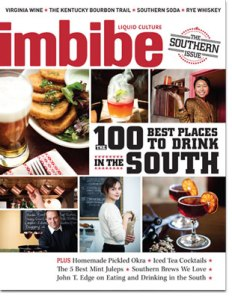 100 Best Places to Dink in the South