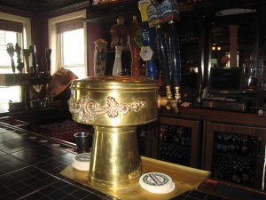 Beers on Tap at Greenwood